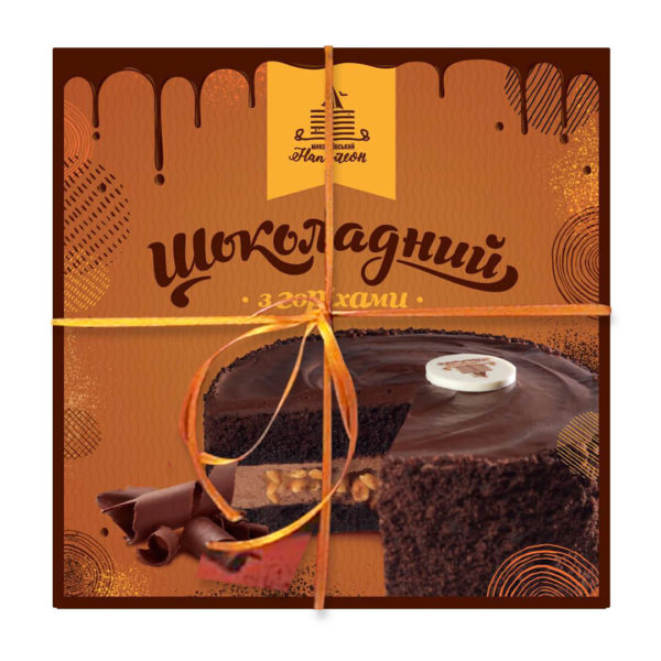 Миколаївський Наполеон - Торт Шоколадний