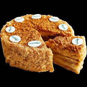 Наполеон - Торт Наполеон Карамельный