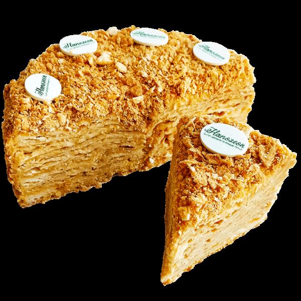 Наполеон - Торт Наполеон Классический