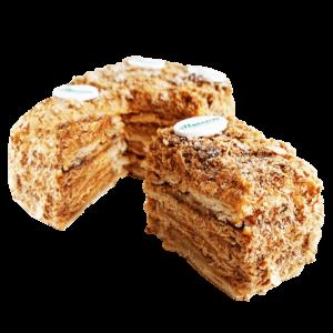 Наполеон - Торт Наполеон слоеный