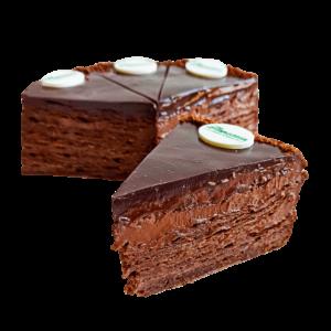 Наполеон - Торт Шоколадно-карамельный