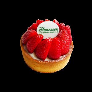 Наполеон - Клубничный тарт