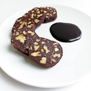 Наполеон - Шоколадна ковбаска