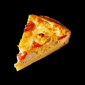 Napoleon - Курица-томаты